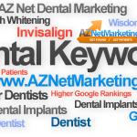keywords for dental websites, seo, optimization,google rankings