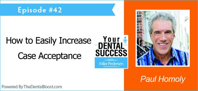 Dr Paul Homoly Dental Marketing Podcast
