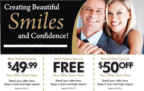 Denta Postcard Bad Example
