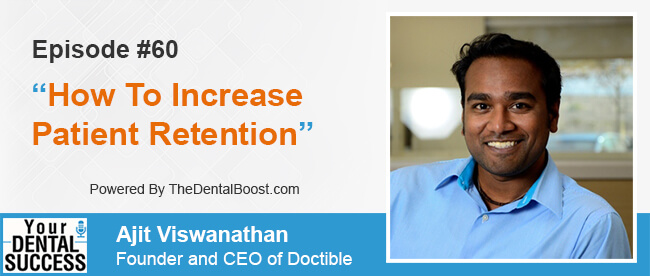 Increase patient retention with ajit from Doctible