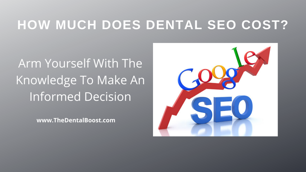 The Cost Of Dental SEO